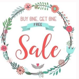 Buy One Get One Free (Under $50 items only)